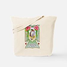 Art Deco Cat 1983, 30th Birthday Tote Bag