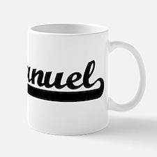 Black jersey: Emmanuel Small Small Mug