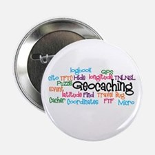"Geocaching Collage 2.25"" Button"