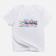 Geocaching Collage Infant T-Shirt