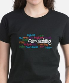 Geocaching Collage Tee