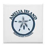 Amelia island souvenirs Drink Coasters