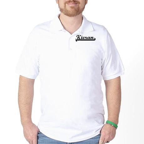 Black jersey: Kieran Golf Shirt