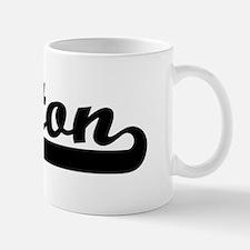 Black jersey: Colton Mug