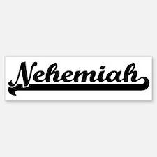 Black jersey: Nehemiah Bumper Bumper Bumper Sticker