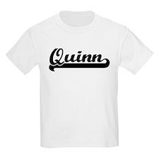 Black jersey: Quinn Kids T-Shirt