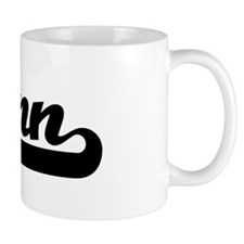 Black jersey: Quinn Coffee Mug