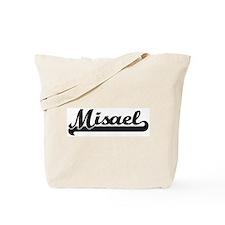 Black jersey: Misael Tote Bag