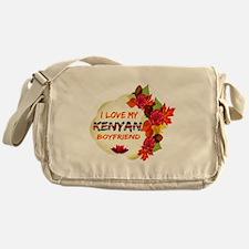 Kenyan Boyfriend designs Messenger Bag