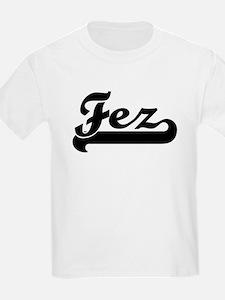 Black jersey: Fez Kids T-Shirt