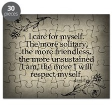 Jane Eyre Care For Myself Puzzle
