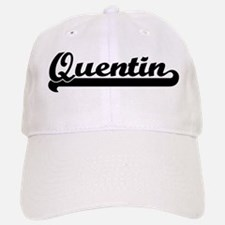 Black jersey: Quentin Baseball Baseball Cap