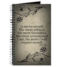 Jane Eyre Care For Myself Journal