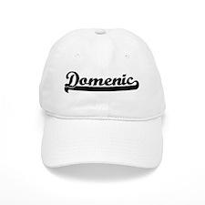 Black jersey: Domenic Baseball Cap