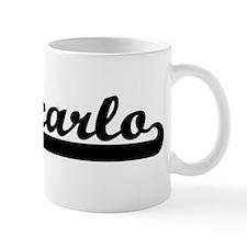 Black jersey: Giancarlo Coffee Mug