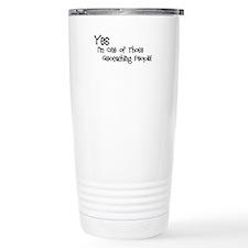 Yes! Travel Coffee Mug