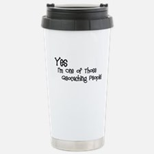 Yes! Travel Mug