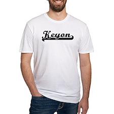 Black jersey: Keyon Shirt