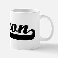 Black jersey: Keyon Mug