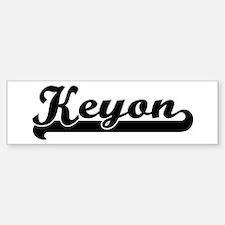 Black jersey: Keyon Bumper Bumper Bumper Sticker