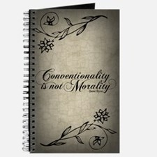 Conventionality Is Not Morality Journal