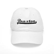 Black jersey: Braxton Baseball Cap