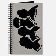 Bronte Silhouette Journal