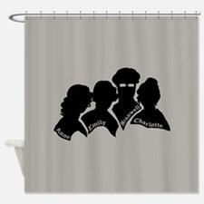 Bronte Silhouette Shower Curtain