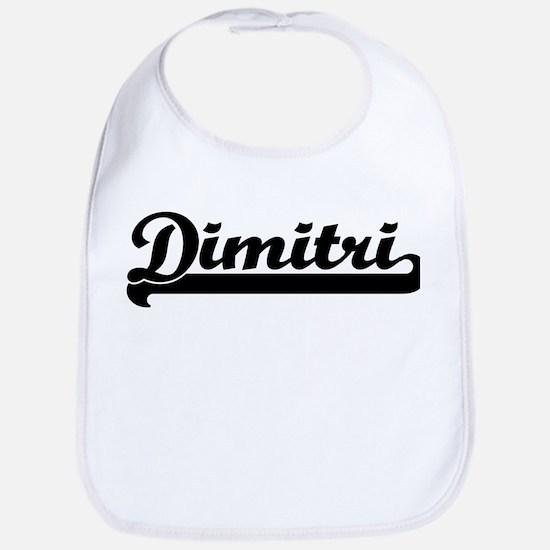 Black jersey: Dimitri Bib