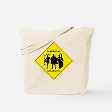 Funny Steward Tote Bag