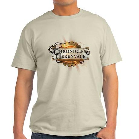 Chronicles of Herenvale Logo Light T-Shirt