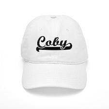 Black jersey: Coby Cap