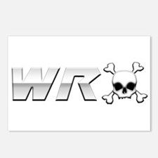 WRX Skull Postcards (Package of 8)