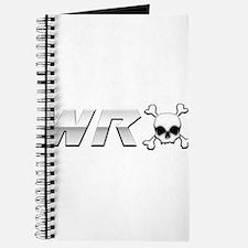 WRX Skull Journal