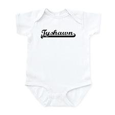 Black jersey: Tyshawn Infant Bodysuit