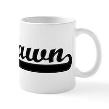 Black jersey: Tyshawn Small Small Mug