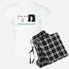 Calculus Leibniz style Pajamas
