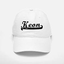 Black jersey: Keon Baseball Baseball Cap