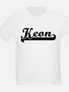 Black jersey: Keon Kids T-Shirt