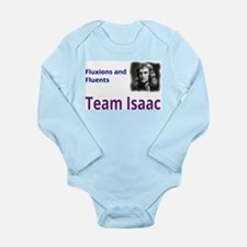 Team Isaac Long Sleeve Infant Bodysuit