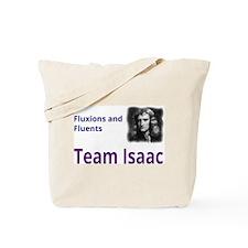 Team Isaac Tote Bag