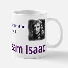 Team Isaac Mug