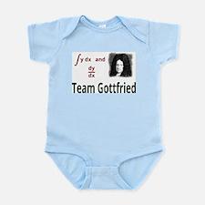 Team Gottfried Infant Bodysuit