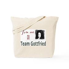 Team Gottfried Tote Bag