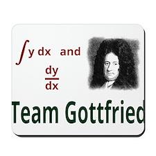 Team Gottfried Mousepad