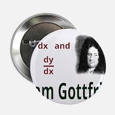 """Team Gottfried 2.25"""" Button"""