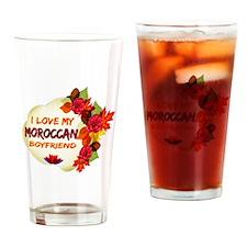 Moroccan Boyfriend designs Drinking Glass