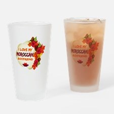 Moroccan Boyfriend designs Drinking Glass