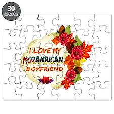 Mozambican Boyfriend designs Puzzle