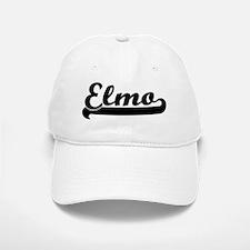 Black jersey: Elmo Baseball Baseball Cap